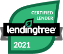 Silver Fin Capital has attained Certified Lender Status, awarded by LendingTree.com.